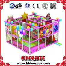 Castelo pequeno impertinente barato para crianças