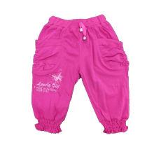 Pantalones de chica de moda, ropa de niños populares (SGP023)