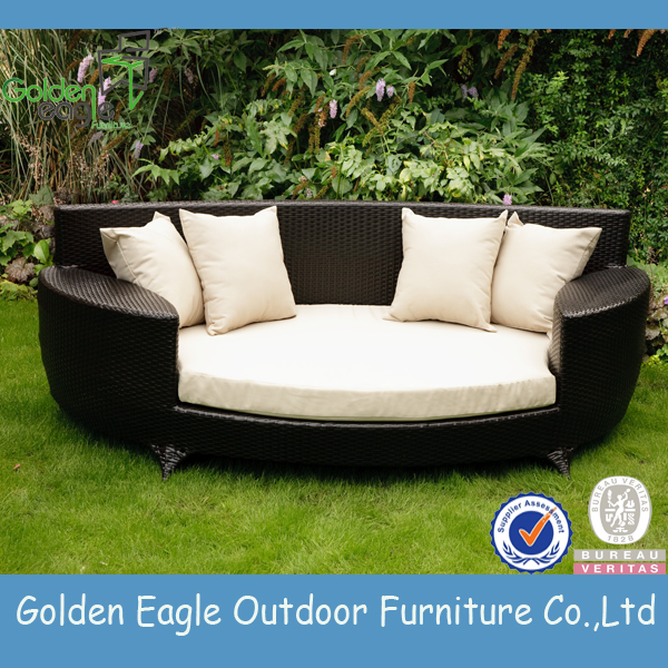 garden PE wicker outdoor furniture