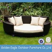 Outdoorn rattan furniture Conjunto de sofá
