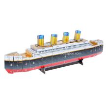 3D Titanic Puzzle