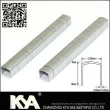 Serie PC1000 Grapas para tejados e industria