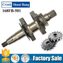 Professional Design Crankshaft Drawing, Engine Crankshaft