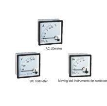 DC AC geçerli volt işaretçi panel ölçer