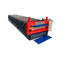 Double Layer Roofing Panels Forming Line