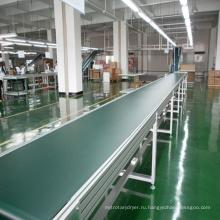 Высокое качество алюминиевая рама ПВХ ленточный конвейер
