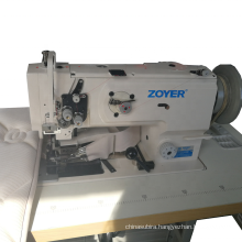 ZY1510AE Quilt hemming Single-needle compound feed three-synchronous lockstitch sewing machine with automatic edge trimming