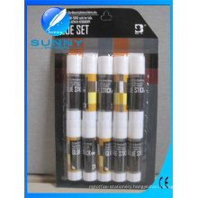 Hot Sale Non Toxic Hot Melt Glue Stick in White Color