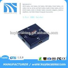 3 en 1 1080P Video Switch HDMI