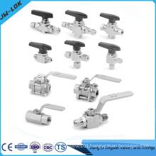 ss 316 investment casting ball valve manufacturer