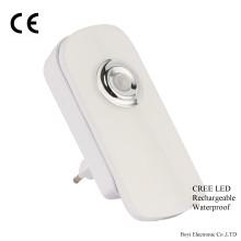 Nouveau produit lumière de support de nuit de 110V / 220V LED, coloré