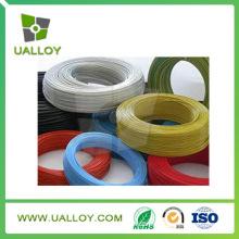 Borracha de silicone isolados Ni80cr20 fio para eletrodomésticos