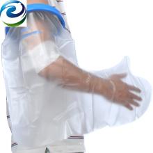 Cubierta de yeso para brazo adulto disponible para regadera
