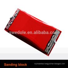 abrasive polishing sanding block