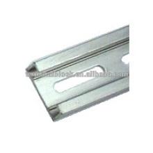 TS-001 Perfil de alumínio de 25mm Fabricante Ferroviário de guia de alumínio