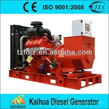 CE aprovado 200kw-400kw scania gerador diesel