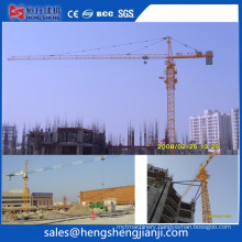 Qtz125 Tower Crane for Sale Made in China