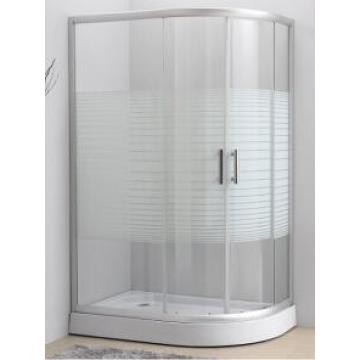 Простой душевой шкаф с линейным дизайном (линия E-15L)
