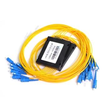 1*8 Sc/Upc ABS Box Module Plc Splitter