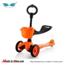 Мини-скутер 3 колеса Детский скутер