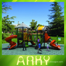Safe Kindergarten Exterior Playground Equipment