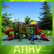 Safe Kindergarten Exterior Playground Equipment
