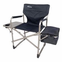 Novo design de pesca camping cadeira cadeira dobrável