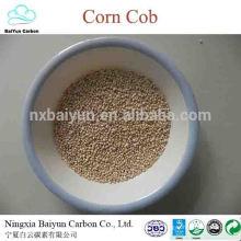 gruau d'épi de maïs pour l'alimentation animale abrasive et de maïs