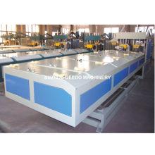 PVC-UPVC-Rohr-Belling-Rohr, welches die Maschine vergrößert Maschine herstellt
