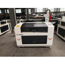 100w tube acrylic co2 laser cutting machine