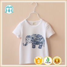 2015 wholesale fashion custom baby kids t shirt