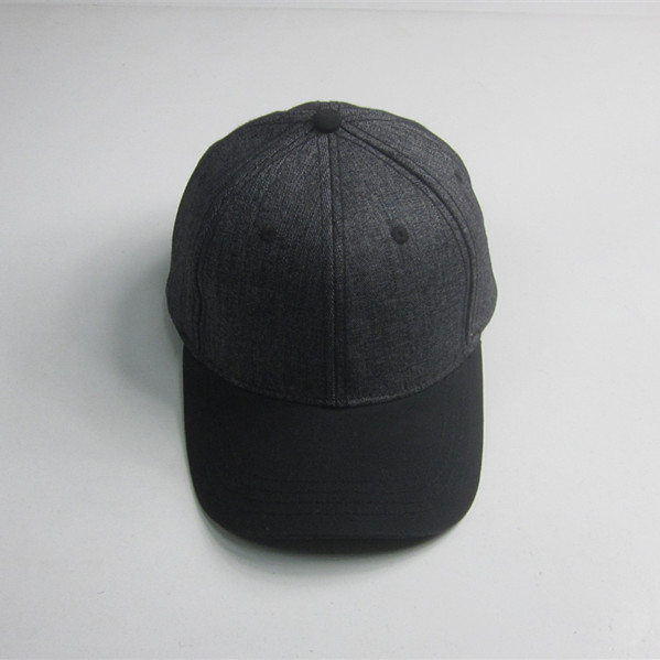 Cotton Jean Embroidery Sport Cap