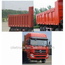 Camiones volquetes de alta calidad DAF, camión volquete 50tons