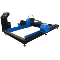 CNC Plasma cutter with air compressor and dryer