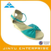 Nouveau design Sandales de dames de fantaisie