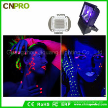 Curing Blacklight 100W Outdoor UV LED Flood Light 390nm