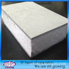 Fireproof Interior Decorative Insulated Fiber Cement EPS Sandwich Wall Panel