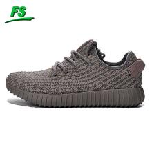Верхушкы flyknit спортивная обувь,hotselling спорт бег обувь, сетчатая ткань спортивная обувь