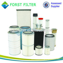 FORST Micron Spunbonded Polyester Welding Smoke Air Cartridge Filter                                                                         Quality Choice