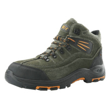 Custom Made PU/Rubber sole Safety Shoes