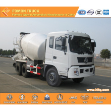 New type truck concrete mixer DONGFENG brand 10m3