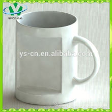 Горячая кружка кофе сбываний оптовой продажи керамическая, дешевые кружки супа