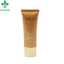 Tubo coreano cosmético poner crema crema plástica de 45g bb para el cuerpo