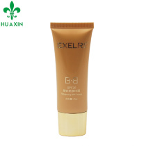 45g bb cream cosmetic plastic packaging korean tube for body