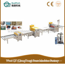 high glossy panel PUR glue Laminating Machine