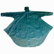 Green Waterproof Breathable Poncho