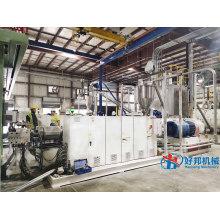 SPC Floor Machine Turn-Key Project
