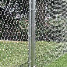 Netting Keamanan Chain Link Fence