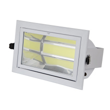 Downlight LED cuadrado de alta calidad para vallas publicitarias