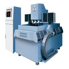 Machine de gravure de moule en métal de routeur CNC en acier en laiton
